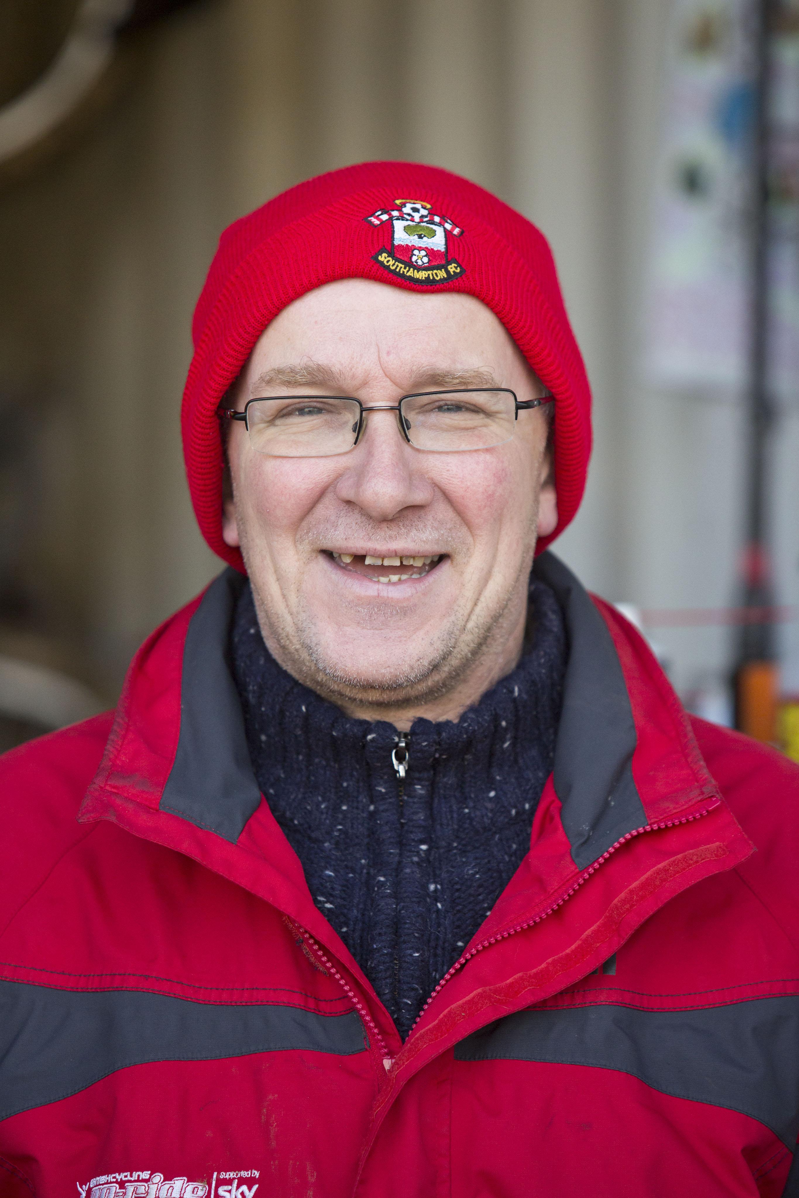 Clive Dawkins